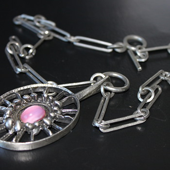 Lysgard Modern Necklace, Made in Denmark