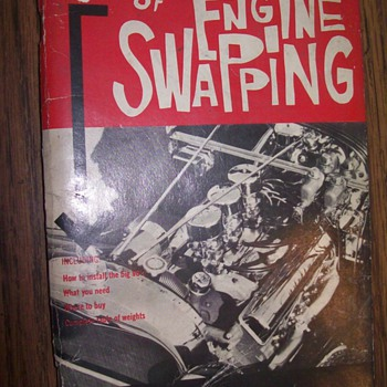 Handbook of Engine Swapping. - Books