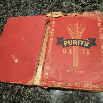 Purity Cook Book, 1932, 1945