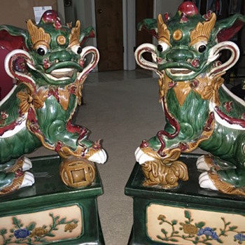 Foo Dogs, any info is helpful