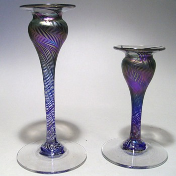 ROBERT HELD ART GLASS ( RHAG ) - Canadian - Art Glass
