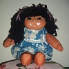 Taro Patch doll (Hawaiian version of cabbage patch)