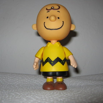  Peanuts-Charlie Brown - Dolls