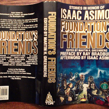 Foundation&#039;s Friends: Stories in Honor of Isaac Asimov 