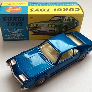 A few more from Corgi 60's