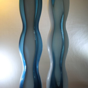 Interesting and Unknown Vases - Art Glass