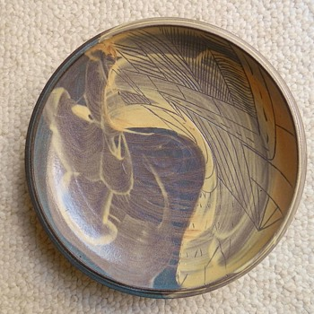 Richaard Bresnahan Studio Art Bowl - Art Pottery