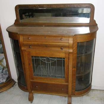 My Mothers Side Board - Furniture