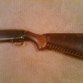 Dad's Winchester Model 12 - Outdoor Sports