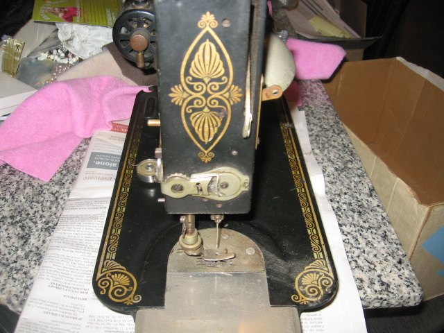 florence rotary sewing machine