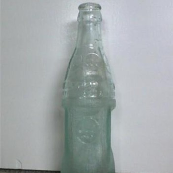 Vintage Coca Cola Bottle?