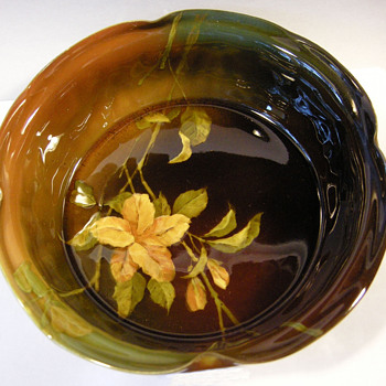 Rookwood Covered Dish - Art Pottery