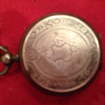 Locle Pocket Watch