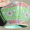 Antique Famille Verte Qianlong Chinese Dish