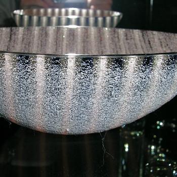 Frank van der Ham ( 1952 - ) - Art Glass