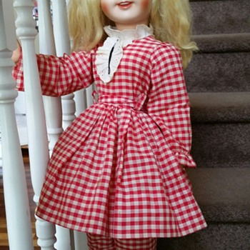 1960's Walt Disney's Pollyanna Doll by Uneeda - Dolls