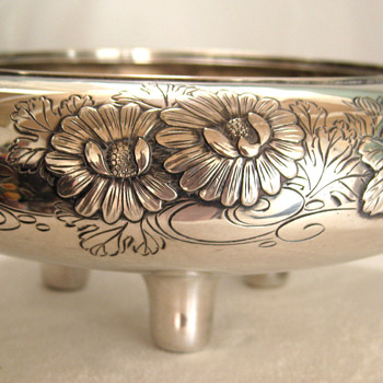 Chinese Export Silver Censer? - Silver