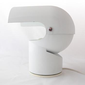 Pileo lamp, Gae Aulenti (Artemide, ca. 1972)