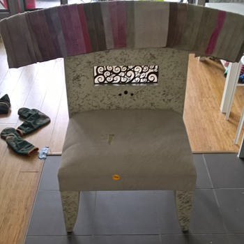 Designer armchair - Furniture