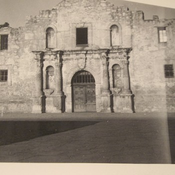 Alamo picture - Photographs