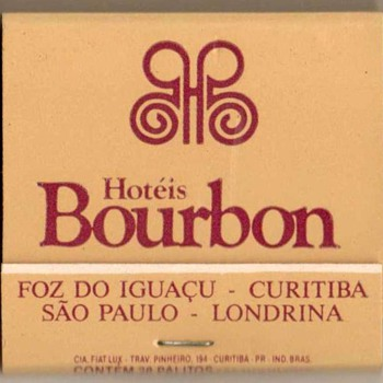 Hoteis Bourbon (Brazil) - Matchbook