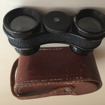 My Favorite Made in occupied Japan binoculars - Military and Wartime