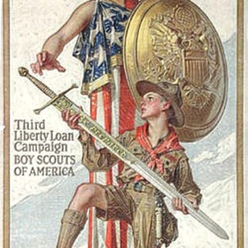 THE LEYENDECKERS AND WORLD WAR I (I) - Military and Wartime