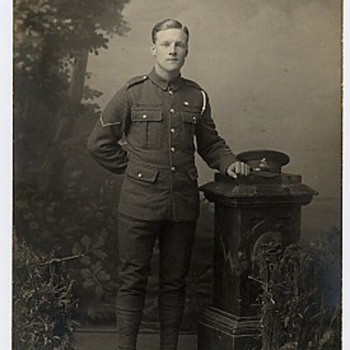 WW1 POW - Military and Wartime
