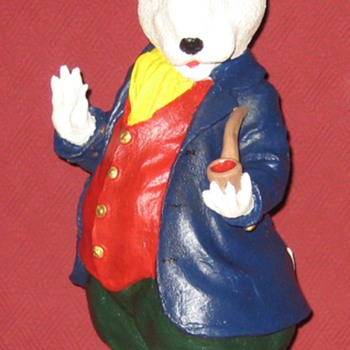 Large Cast Iron Mr. Peter Rabbit