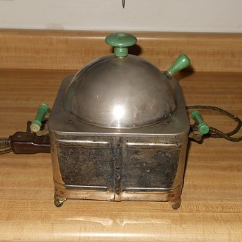 Bersted Mfg. Co Model 400 Popcorn Popper - Kitchen