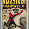 Amazing Fantasy #15 (Marvel, 1962)