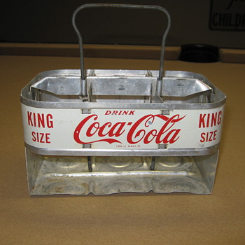 Coca-Cola King Size Carrier