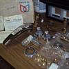 VINTAGE 1985 HAND CUT CRYSTAL TAPS