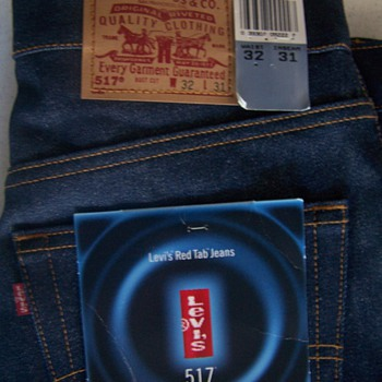 Levi's Jeans 517 Boot cut RED TAB - Mens Clothing