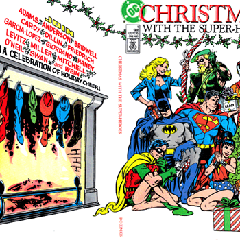 MERRY CHRISTMAS From Frosty21 - Comic Books