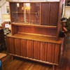 Late 60s Lane Buffet with Hutch