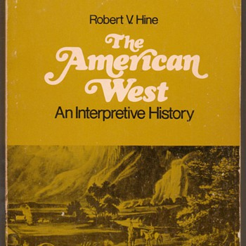 1973 - The American West - Books