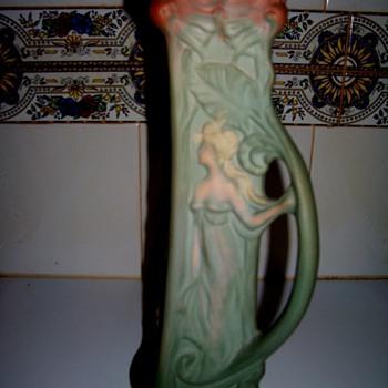 Weller L'Art Nouveau Ewer