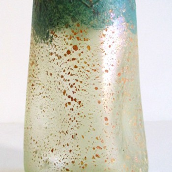 LOETZ CEPHALONIA, WITH AND WITHOUT PATINA - Art Glass