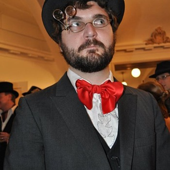 Edwardian Ball gentlemen