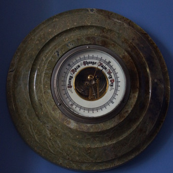 Serpentine Barometer  - Tools and Hardware
