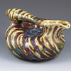 "Dalpayrat ""Sang de Boeuf"" Glazed Organic Form Oil Lamp or Sprinkler"