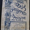 "1893 ""The Dolls Dressmakers Magazine"" and pattern and Stories told by dolls :-)"