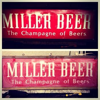1940 miller beer