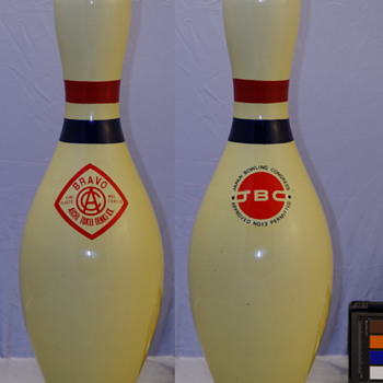 Aichi Tokei Denki KK Japanese Bowling Pin