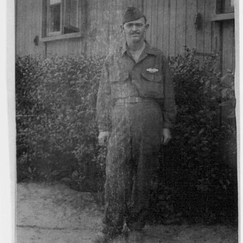 WWII Family Member  who was there on  D-day Normandy  - Military and Wartime