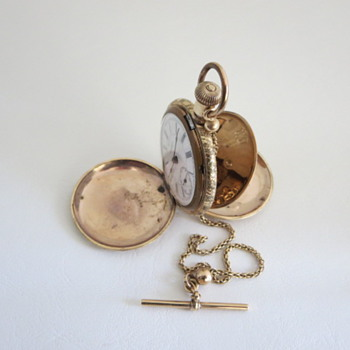 New York Standard Watch Co. - Pocket Watches