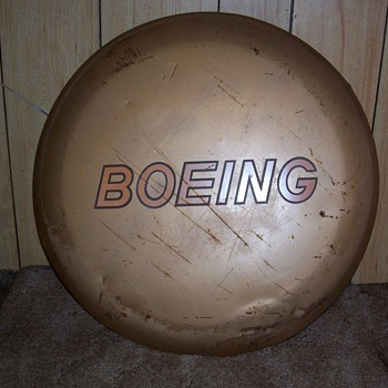 Vintage Boeing ???sign??? - Advertising
