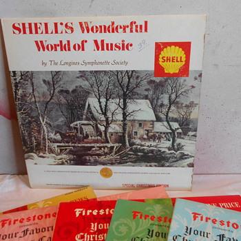 Automotive Christmas records! - Records