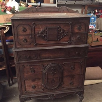 Dresser/Highboy - Furniture